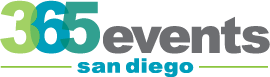 365 Events San Diego logo